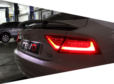 AUDI A7 3.0TFSI Stage2 : 440HP, 550NM
